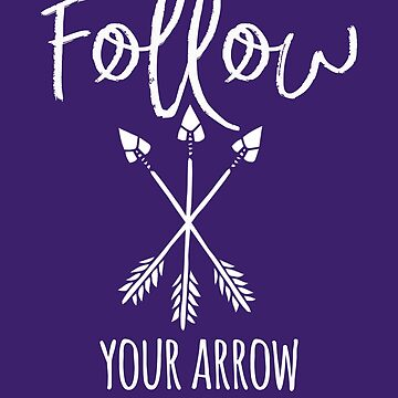 Follow Your Arrow Boho Shirt Tribal by SABRA11