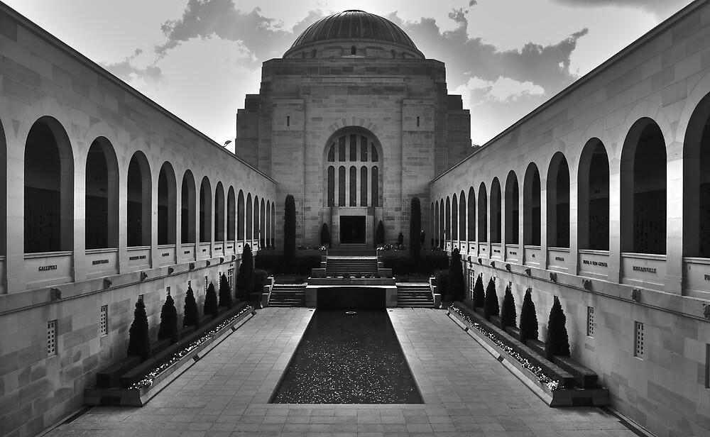 Australian War Memorial by DianaC