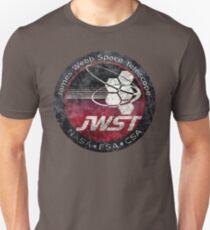 James Webb Space Telescope Insignia Unisex T-Shirt