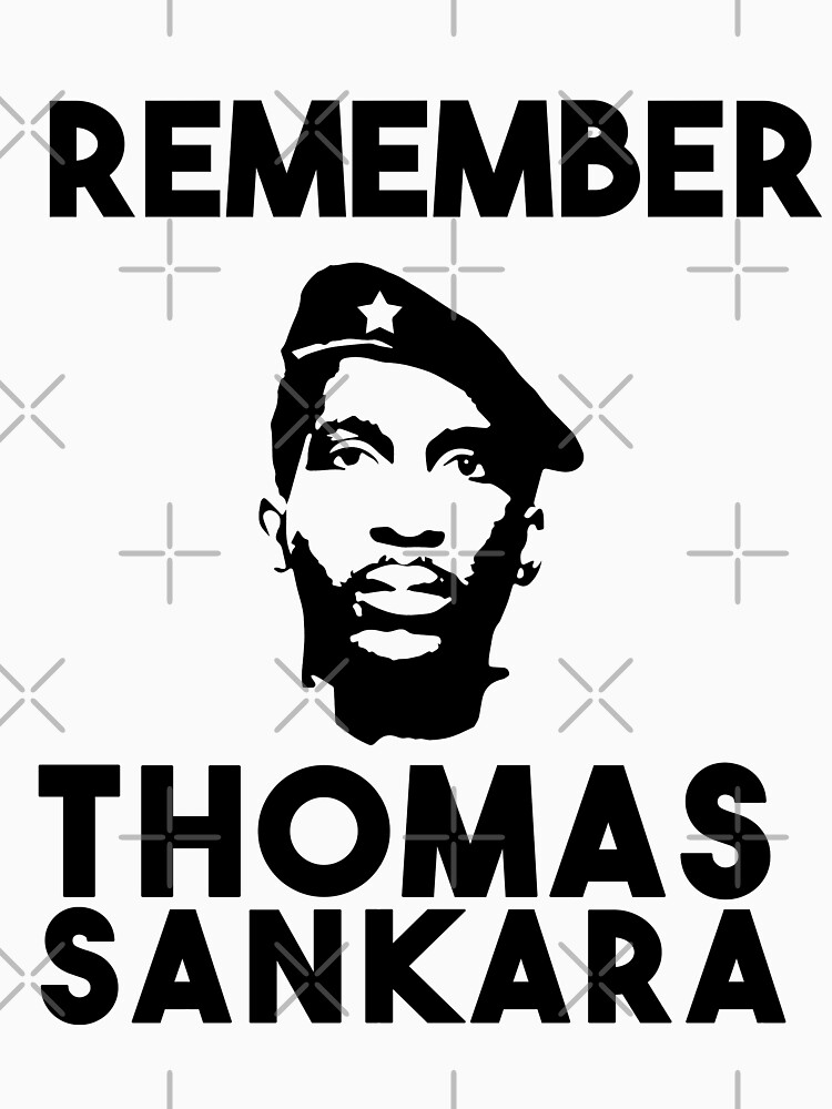 Remember Thomas Sankara by Nkioi