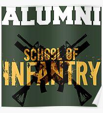 School of Infantry Alumni Poster