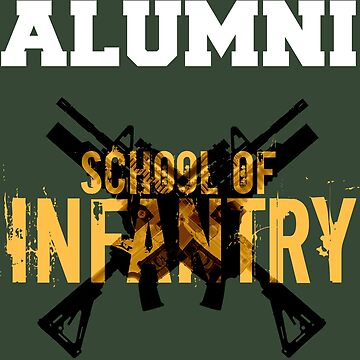 School of Infantry Alumni by milpriority