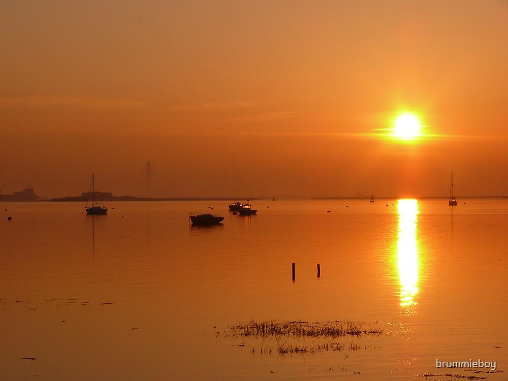 Vivid Sunrise by brummieboy