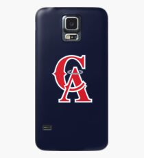 the los angeles angels Case/Skin for Samsung Galaxy