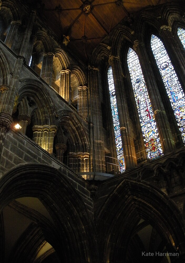Glasgow Cathedral by Kate Harriman