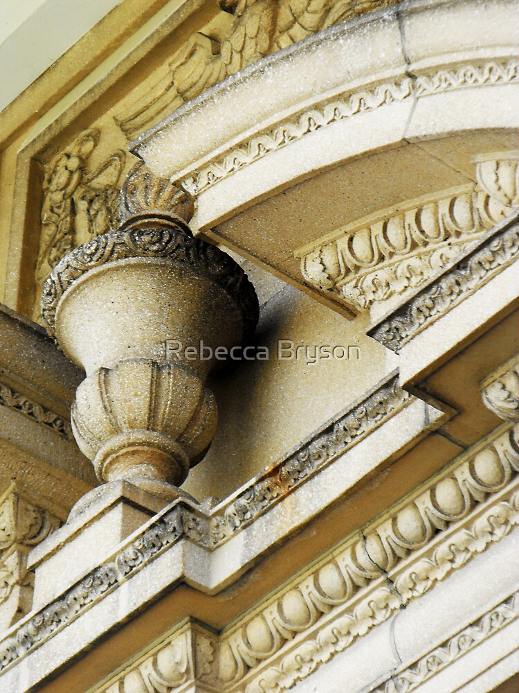 City Hall Gardner MA by Rebecca Bryson
