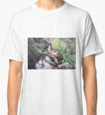 RIVER VIEW IN WONDERLAND - Yarra River Classic T-Shirt
