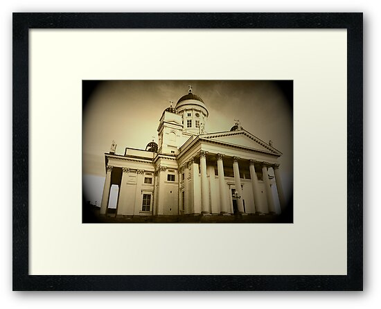 Helsinki Cathedral by JJphotographs