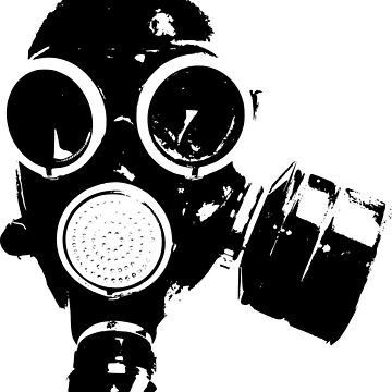 Gas Mask by antqn