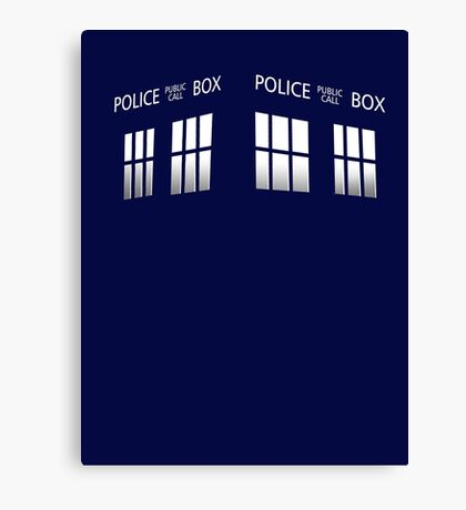 Time Box Canvas Print
