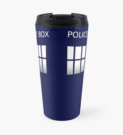Time Box Travel Mug