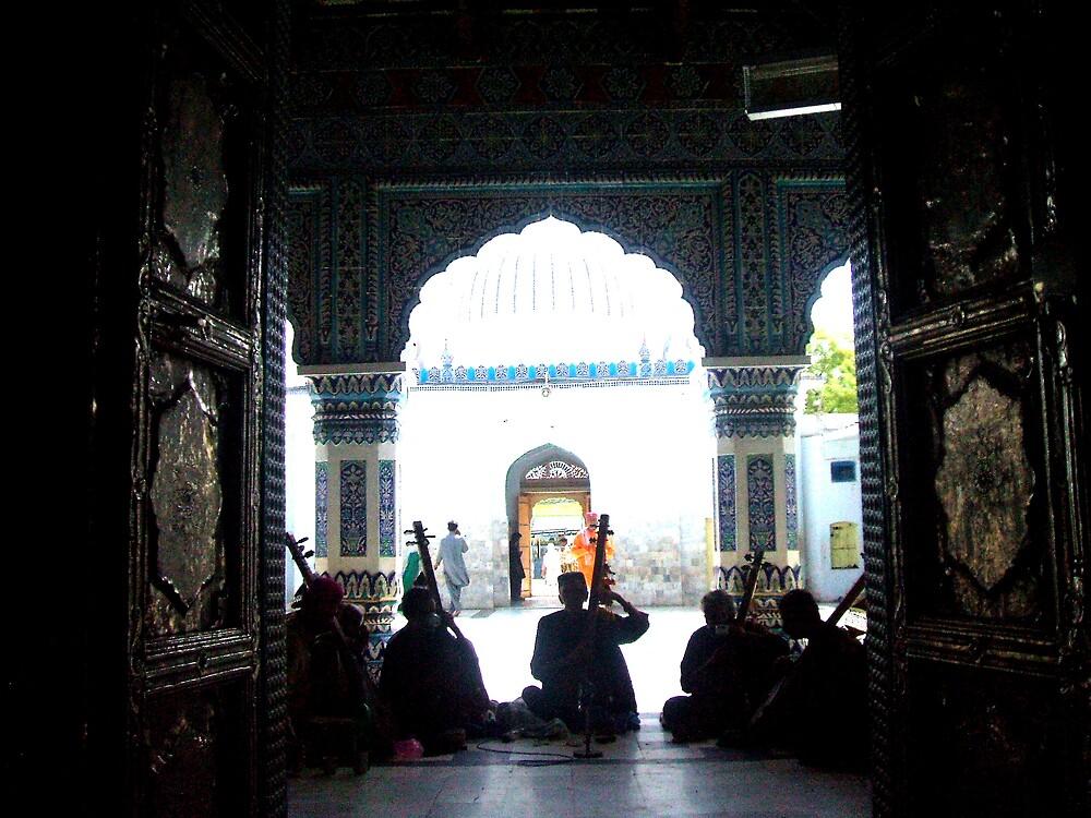 In the land of Shah Abdul latif bhitai, (sindhi sufi peot) by holysinner
