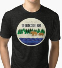 The Smith Street Band: no one gets lost anymore Tri-blend T-Shirt