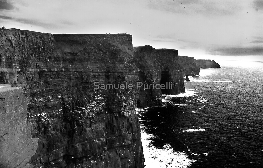 Cliffs of Moher by Samuele Puricelli