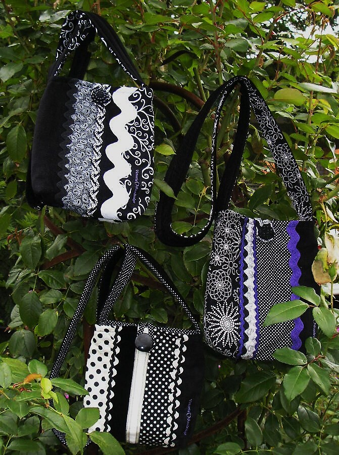 Trailing Bags by victoriadesigns