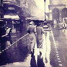 Paris Rain by mindydidit