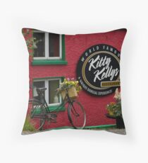 Kitty Kelly's restaurant, Donegal - wide Floor Pillow