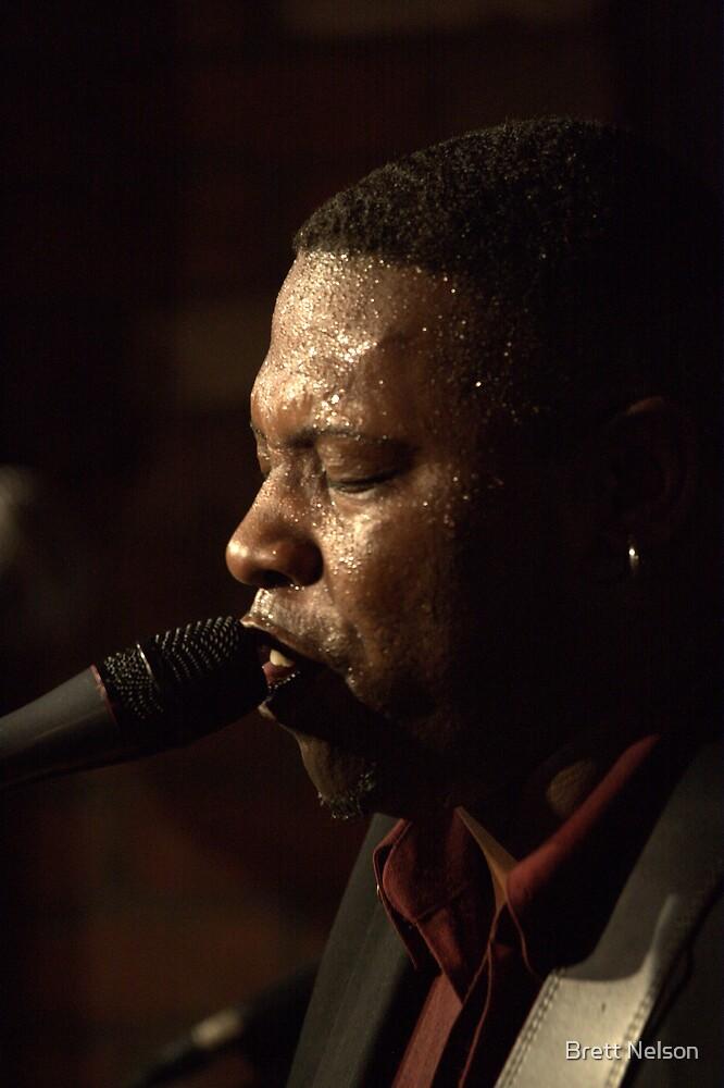 Singing the Blues by Brett Nelson