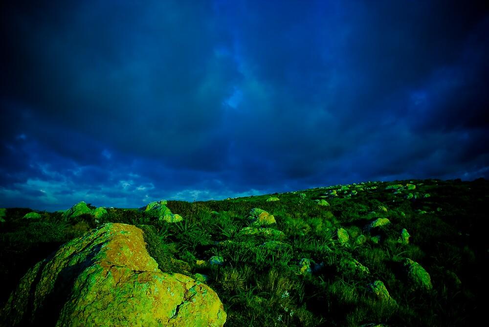 green mountain by gorka arcocha
