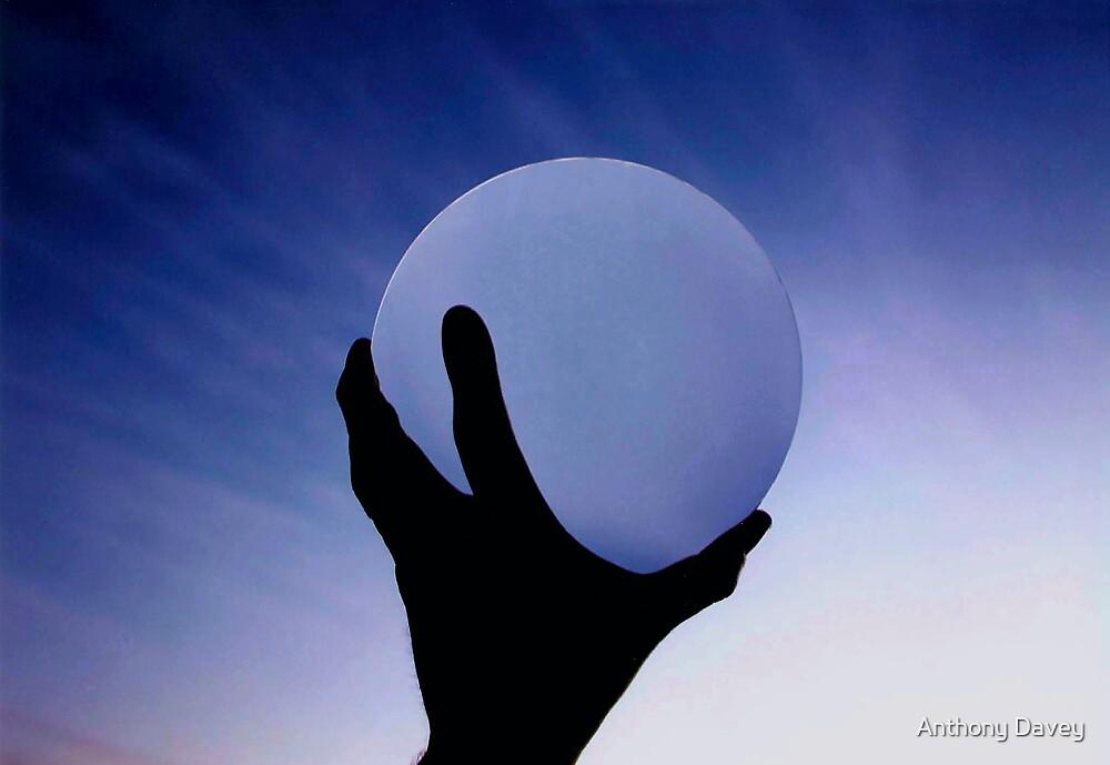 Bluesky Ball by Anthony Davey