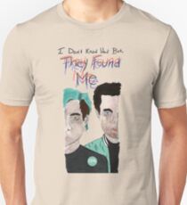 Dallon Weekes and Ryan Seamen present: IDKHOW Unisex T-Shirt