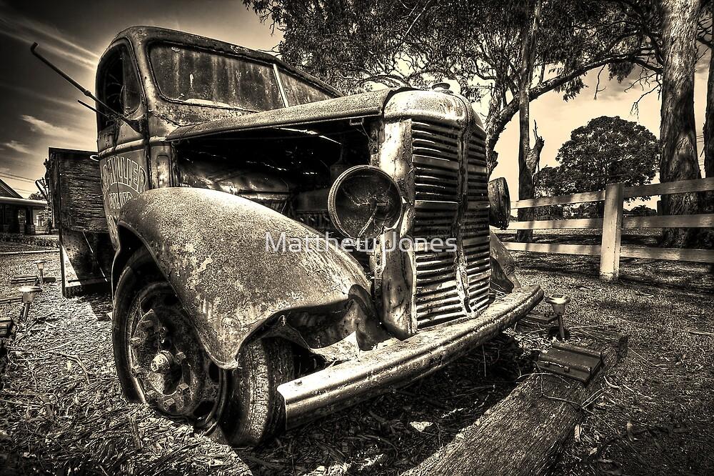 Old Timer by Matthew Jones
