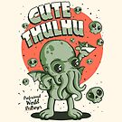 Cutethulhu! by Ilustrata Design