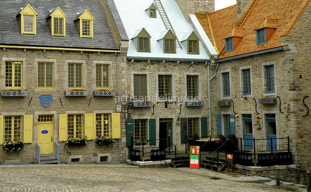 Houses Of Place Royale by artisandelimage