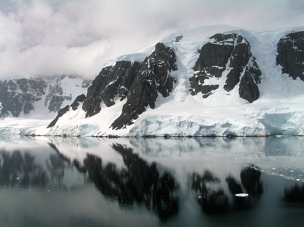 Neumayer Channel, Antarctic Peninsula by Christopher Biggs