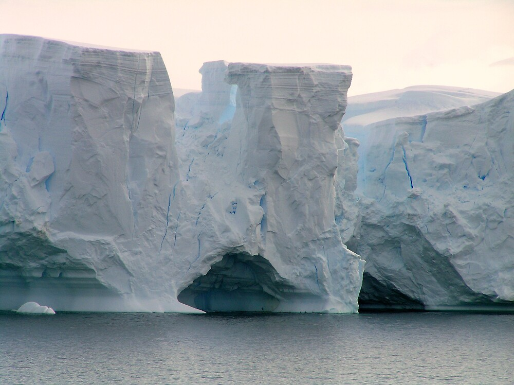 Grounded Iceberg by Christopher Biggs