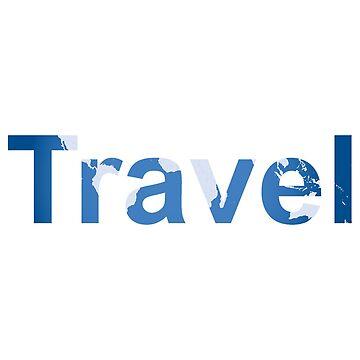 travel all the world by hamzabarcelonaa