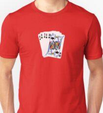 Moose High Flush Unisex T-Shirt