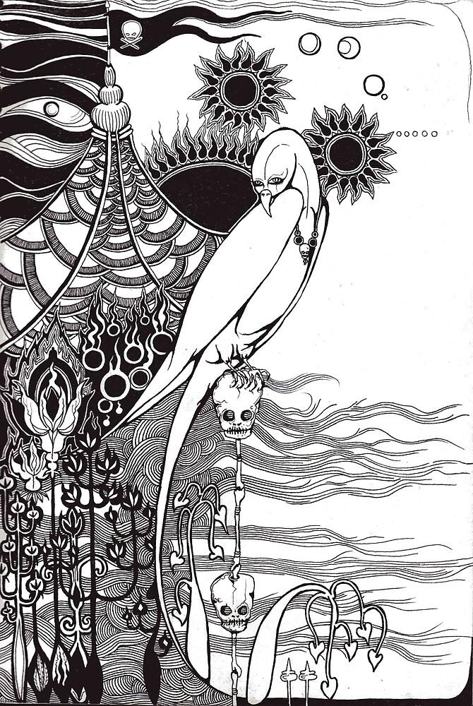 DEAD LAND by chiajen