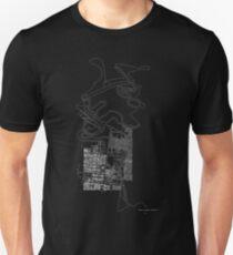 map Unisex T-Shirt