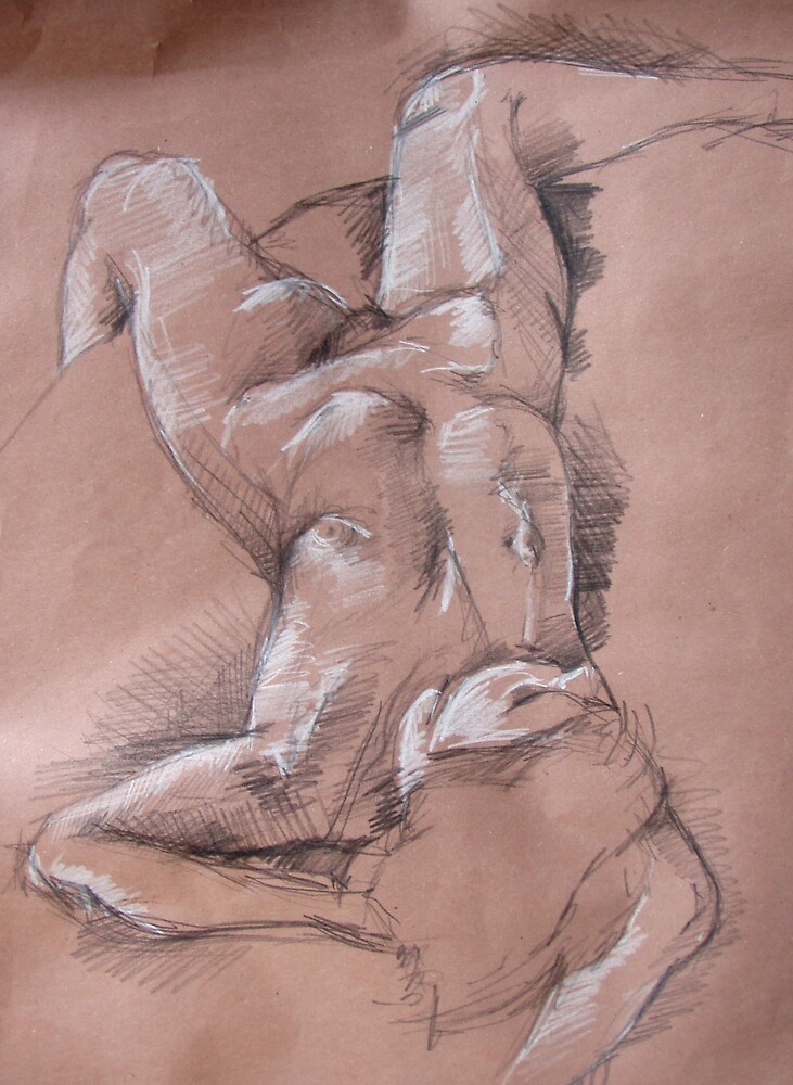 Nude II by Roger Stannard