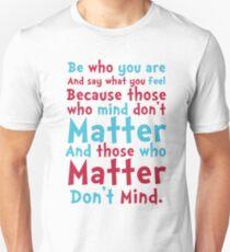 DR. SEUSS T-shirt unisexe