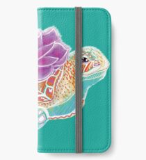 Sea Turtle Spirit Animal iPhone Wallet/Case/Skin