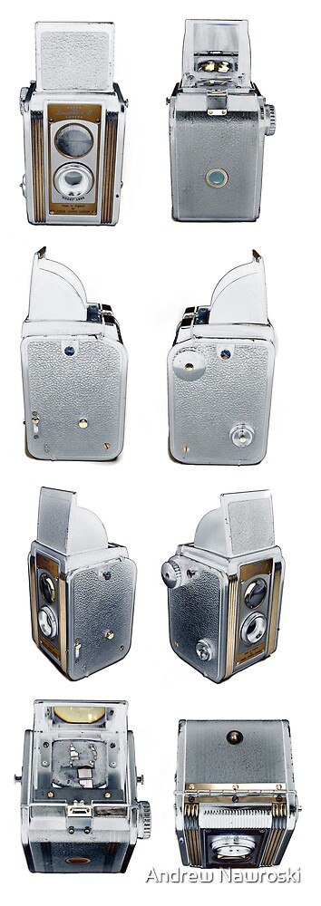 Kodak Duaflex 11. by Andrew Nawroski