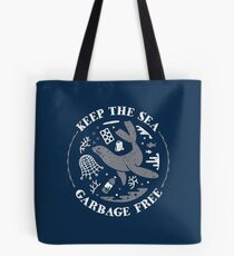 Halten Sie den Sea Garbage Free - Seal Tasche