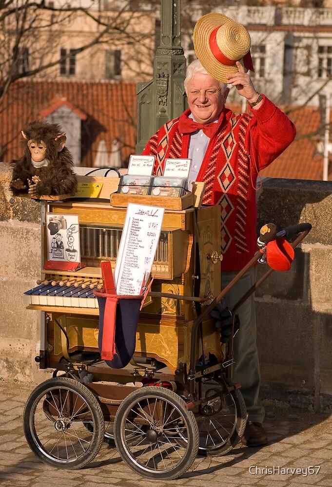 Street Entertainer (Prague) by ChrisHarvey67