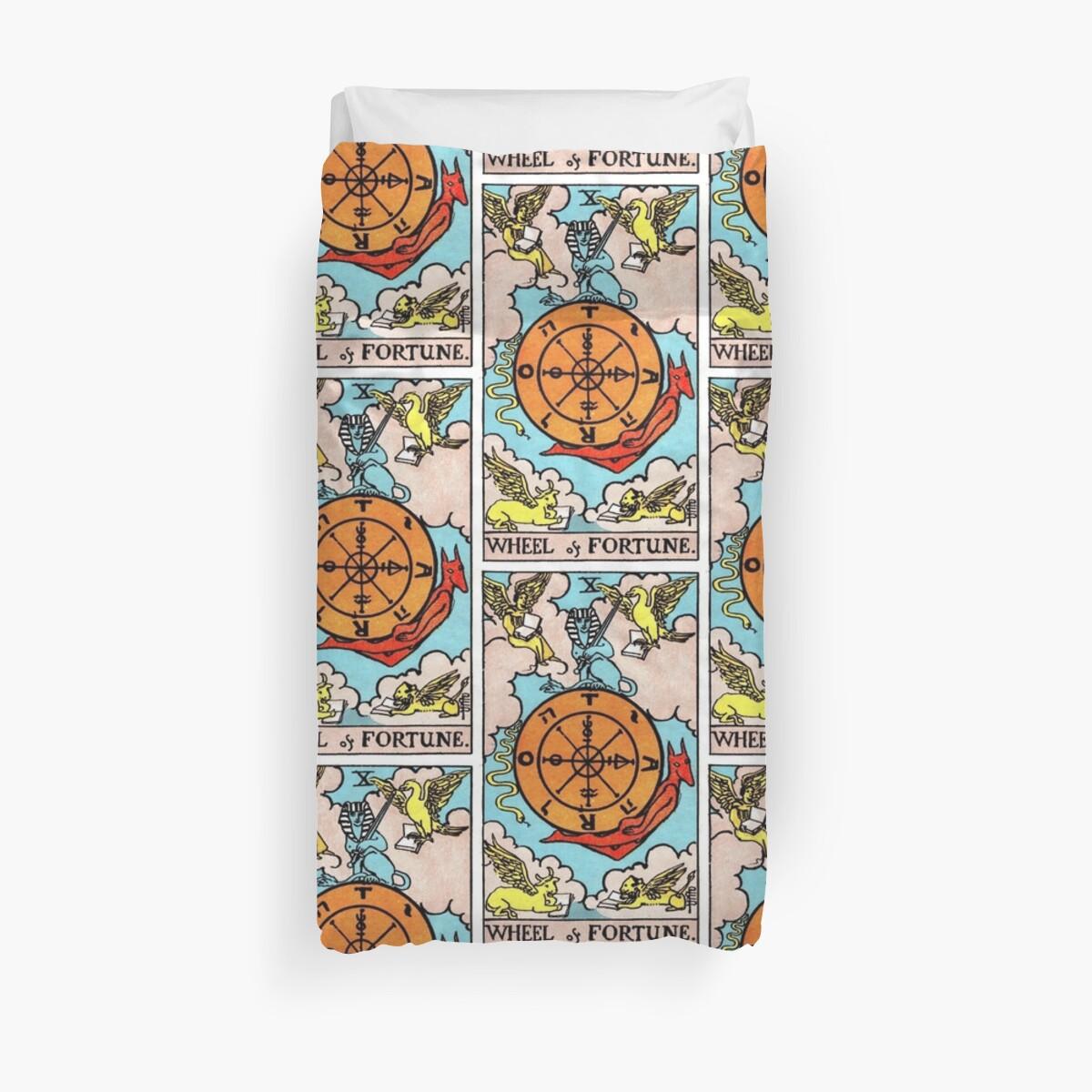Carte De Voyance Indienne.Roue De La Fortune Carte De Tarot Cavalier Waite Fortune