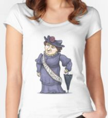 Nellie McClung Women's Fitted Scoop T-Shirt