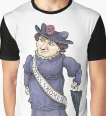 Nellie McClung Graphic T-Shirt