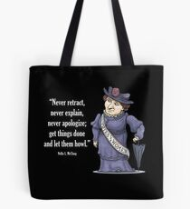 Nellie McClung Tote Bag