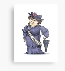 Nellie McClung Metal Print
