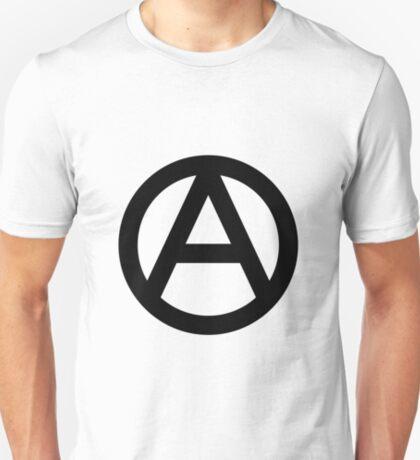 пиктограмма вместе со знаком анархии