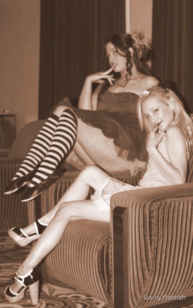 Black & White & Naughty by Garry Hannah