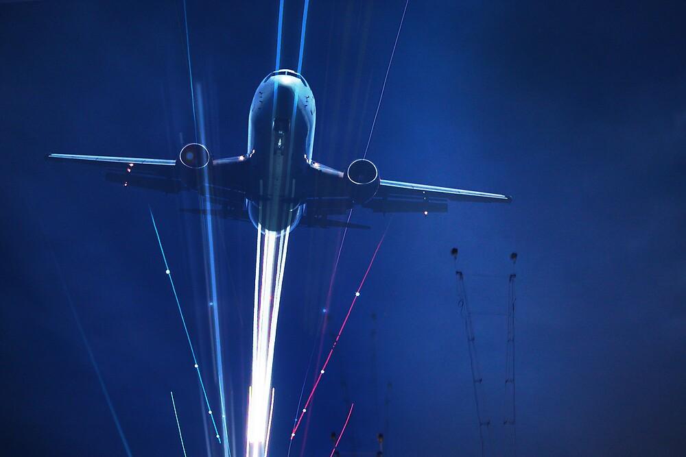 Flight Path 2 by Geoff Spivey
