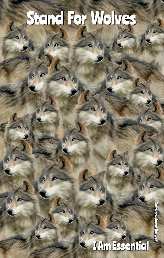 #iamessential  by WolfShadow27