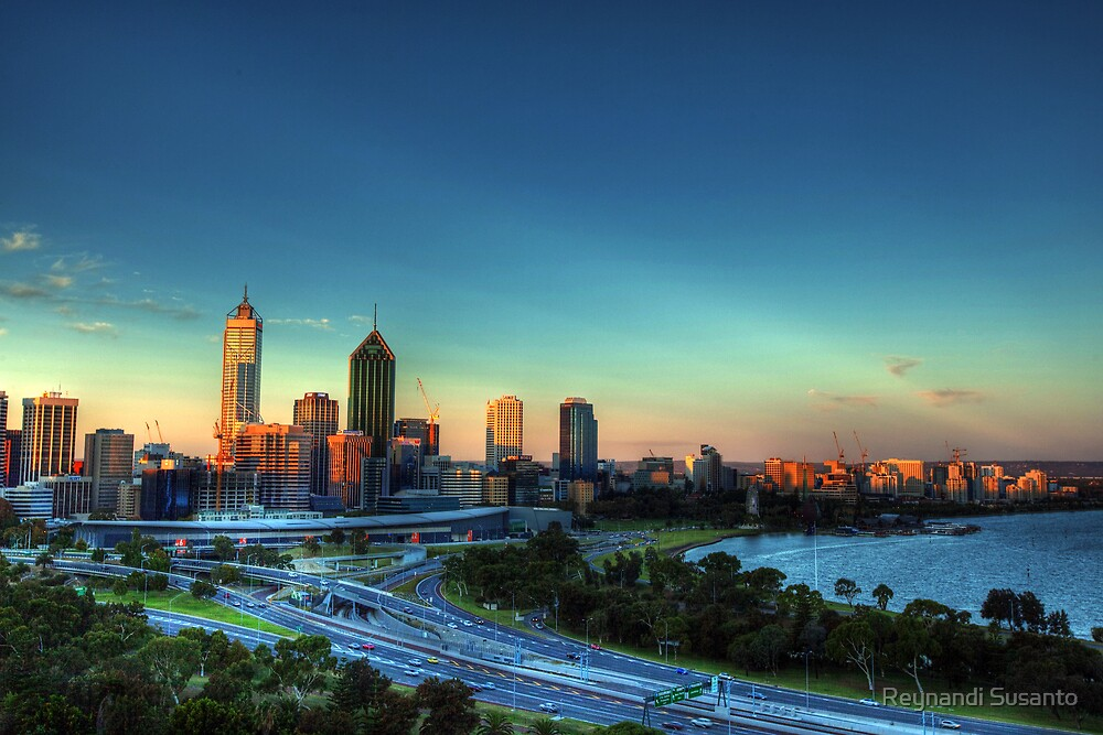 Perth HDR by Reynandi Susanto